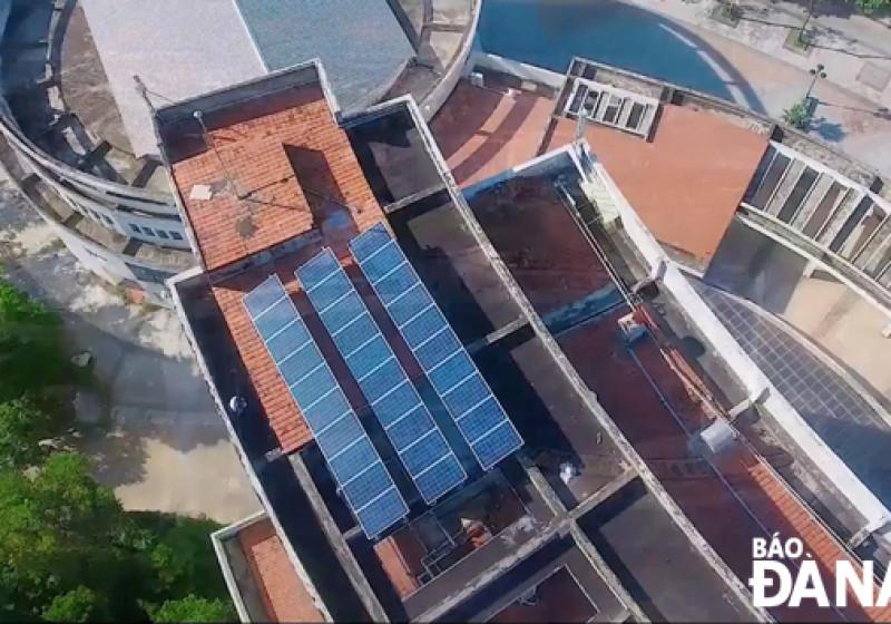 Năng lượng mặt trời cho một tương lai xanh