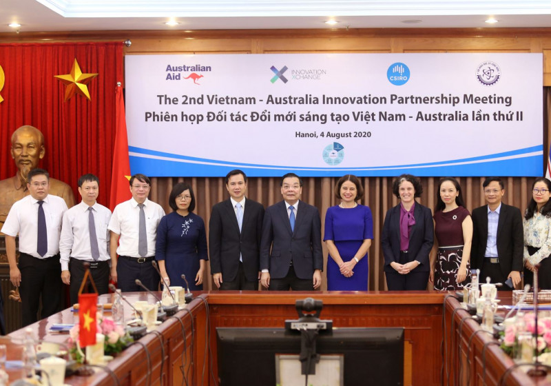 Thúc đẩy quan hệ đối tác đổi mới sáng tạo Việt Nam - Australia