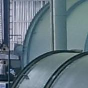 Máy uốn thép hình trục đứng cỡ lớn