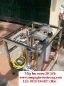 Máy lọc rượu 100 lít/h