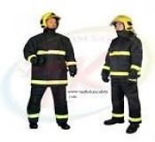 quần áo chống cháy (quần áo cứu hỏa) chịu nhiệt 300 độ Nomex