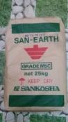 VẬT LIỆU GIẢM ĐIỆN TRỞ ĐẤT - Hóa chất giảm điện trở đất San - Earth/Gem/MEG