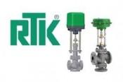 Nhà phân phối van điều khiển RTK-Đức được thiết kế chuyên dụng cho nồi hơi