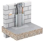 Bịt bó ống dẫn cáp xuyên sàn dùng ngăn cháy Conlit® Bandage cable insulation OBO