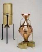 Dụng cụ chia mẫu dạng nón - Boerner Divider Hãng Seeduro _USA sản xuất