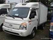 Thanh lý xe tải Hyundai 1,25 tấn đông lạnh nhập khẩu đời 2007,xe máy lạnh mới