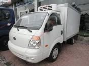 KIA Bongo3 1,4 tấn đông lạnh nhập khẩu đời 2006,07,cabin đôi,xe mới 95%