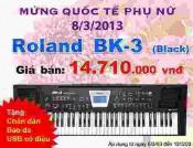 Đàn Organ Roland BK3-BK
