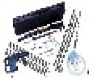 Bộ khoan lấy mẫu hơi khí trong đất cứng 209.24, Hãng AMS