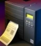Máy in mã vạch TSC TTP-244ME Plus