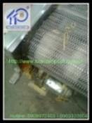 Băng tải lưới inox-tải mì gói