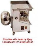 Máy làm viên hoàn tự động, máy chuyên ngành dược, máy in date,máy hàn mép túi