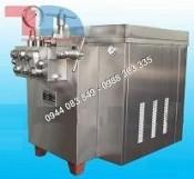Cung cấp máy đồng hóa, máy đồng hóa tự động các loại, máy đồng hóa sữa giá tốt