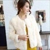 AD0072-49: Áo khoác lông ấm áp Hàn Quốc
